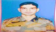 कश्मीर: आर्मी अफ़सर उमर फ़ैयाज़ का गोलियों से छलनी शव मिला