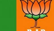BJP workers try to lay seige to assembly; taken into custody