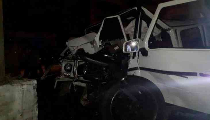 Hyderabad: Andhra Pradesh minister's son and friend die in vehicle crash