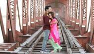 Rajkummar Rao gets special permission to shoot on a railway track.