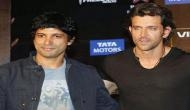 Farhan Akhtar and Hrithik Roshan to come together again?