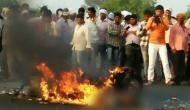Maharashtra shocker: Traffic didn't stop for burning man on highway