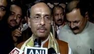 Deputy CM Dinesh Sharma: SP needs 'political health tonic'