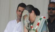Sonia, Rahul Gandhi express pain, shock over children's death in Gorakhpur