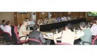 High level meet reviews security arrangements for Amarnath Yatra