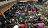 West Bengal: Local body polls begin for 7 municipal bodies