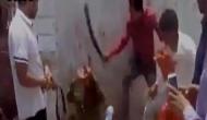 Ujjain: 'Gau rakshaks' brutally thrash man for allegedly hurting cows