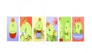 गूगल ने Mother's Day पर बनाया अनूठा डूडल