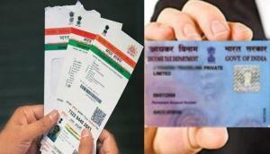 IT dept notifies offline form for Aadhaar-PAN linking