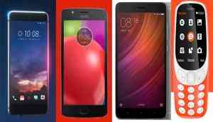 Four phone launches in a day; Nokia 3310, Moto C, HTC U11 and Redmi 4
