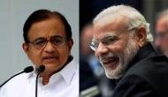 P Chidambaram hits out at PM Modi over his 'everything is fine in India' statement at Houston