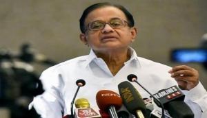 EC has authorised PM to announce date of Gujarat polls: Chidambaram