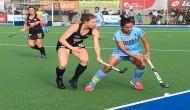 Kiwis thrash Indian eves 8-2 in second Hockey Test