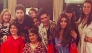Karan Johar celebrates success of 'Baahubali 2' with friends