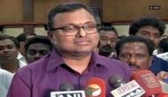 Amid raids, CBI takes Karti Chidambaram for questioning