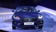 Maruti Suzuki ने लॉन्च की न्यू Dzire, एक्स-शो रूम कीमत 5.45 लाख से शुरू