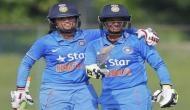 क्रिकेटर दीप्ति शर्मा और पूनम राउत ने रचा नया इतिहास