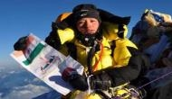 Anshu Jamsenpa becomes first Indian woman to climb Mt. Everest four times