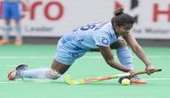 Defender Sunita Lakra completes 100th international caps for India