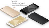 केवल 8 मिनट में बिक गए पहली बार बिक्री के लिए आए 2.50 लाख Xiaomi Redmi 4 स्मार्टफोन