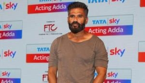 I'm very passionate about fitness: Suniel Shetty