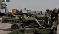 M777 ultra-light howitzer guns reach Pokhran for testing
