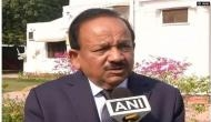 Balakot strike not political, can't think about it in terms of votes: Harsh Vardhan