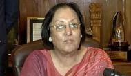 Scrap triple talaq immediately, says Najma Heptullah