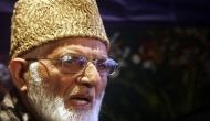 Jammu-Kashmir: Internet services snapped after rumours surrounding Geelani's health