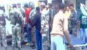 Sukma: Two CRPF jawans injured in IED blast