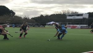 Indian eves go down fighting 0-3 to Kiwis in fourth Hockey Test