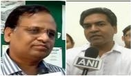 Satyendar Jain files defamation case against Kapil Mishra