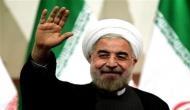 फिर ईरानी राष्ट्रपति बने हसन रूहानी