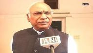 Congress not scared of IT raids, says Mallikarjun Kharge