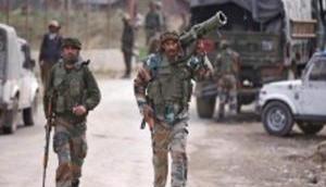 J-K: Terrorists intercepted near LoC in Handwara