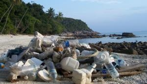 This South Pacific island of rubbish shows why we need to quit our plastic habit
