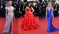 Cannes 2017 best looks: Pinks & blues no less dramatic than the reds