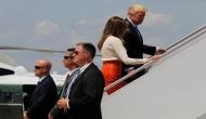 Tight security for Trump's visit to Israel, Palestine