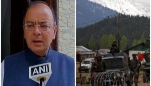 Naugam operation: Jaitley hails Indian troops for foiling infiltration