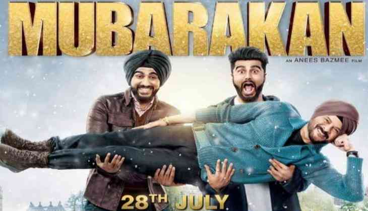 Mubarakan Movie Review: Too loud to be taken seriously