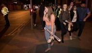 मैनचेस्टर ब्लास्ट के बाद मची अफरा-तफरी का वीडियो आया सामने