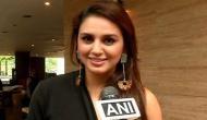 Huma Qureshi in work mode for 'Kaala'