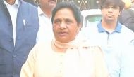 Mayawati seeks action against wrong practice of forcing people to chant religious slogans