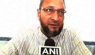 Dr B R Ambedkar given Bharat Ratna out of compulsion, not by heart: Asaduddin Owaisi