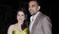 When stars came down to mark Zaheer-Sagarika's engagement