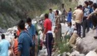 Uttarkashi bus accident: Special train arranged to bring bodies to MP