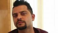 Suresh Raina joins 'Break The Beard' club for daughter Gracia