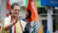 NDA milking successful programmes of Congress, says Sonia Gandhi
