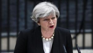Theresa May speaks of Brexit frustration in final interview as British PM