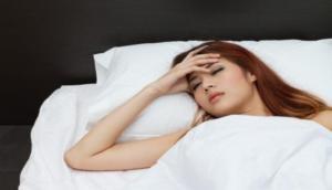 सेहत के लिए ख़तरनाक है रात में ज़्यादा पसीना आना
